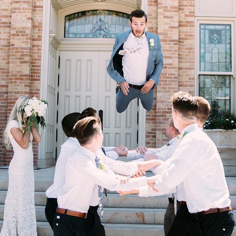 dj mariage Genève Leon monte le son