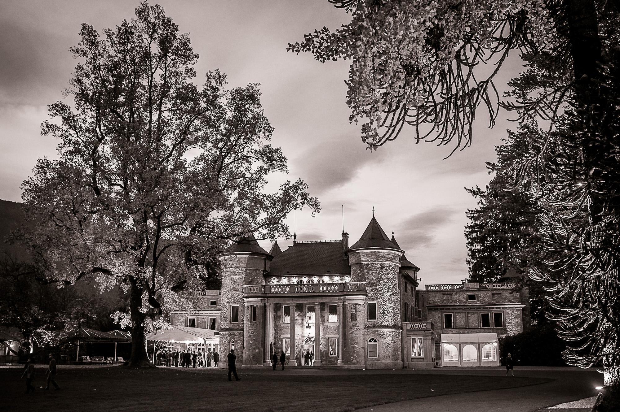 dj mariage château de Servolex Leon monte le son