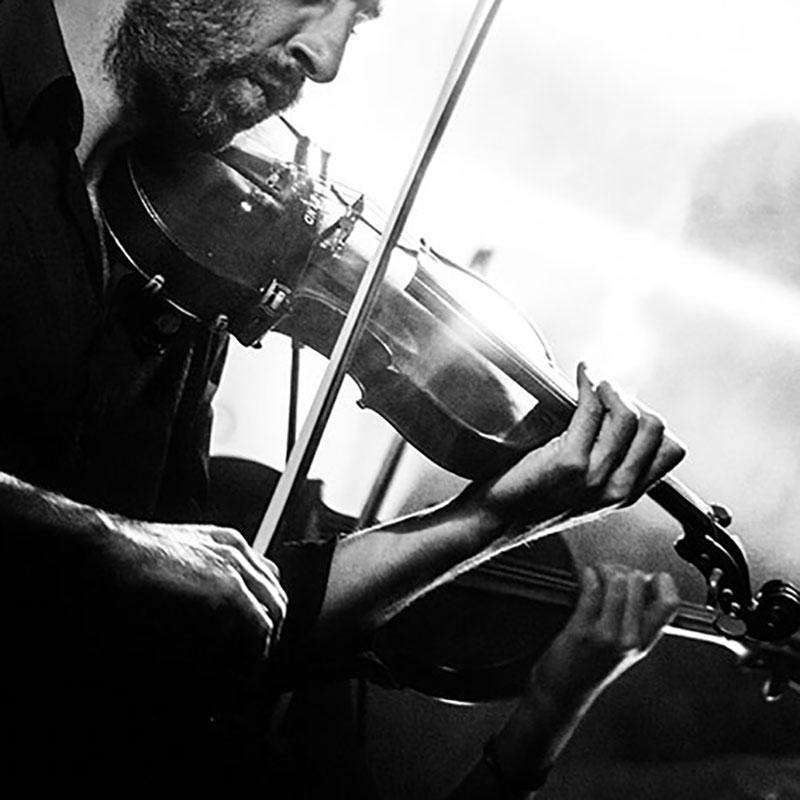 dj Mariage Meylan violoniste Leon monte le son