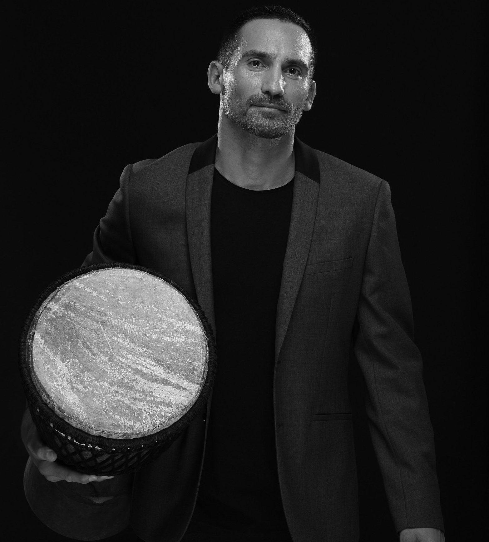 Leon Monte Le Son Dj & percussionniste mariage Geneve